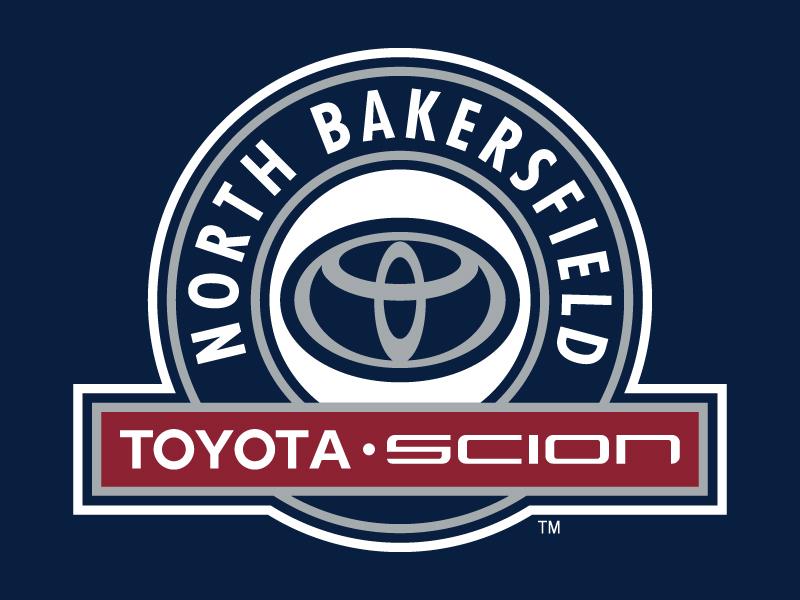 Toy. North Bakersfield Toyota Scion Primary Logo. Pin Tweet Copy ·  Corporate Branding · Typography