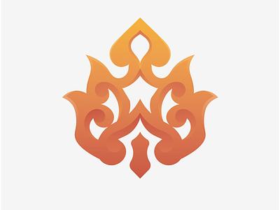 Feragni (Forge Brand Concept) blacksmith iron accesories forge fire branding logo graphic design