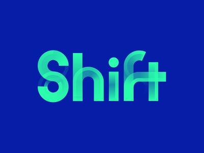 Shift Wordmark / Type Exploration