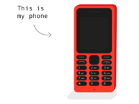 My red phone