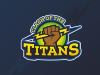 Clash Of Titans Logo
