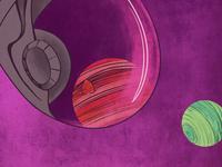 Cupiter Spaceman