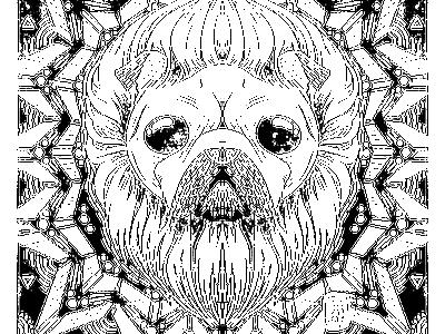 Pug, King of Beasts