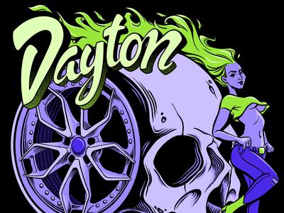 Dayton Custom Wheels