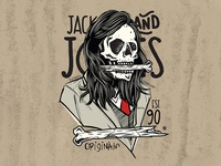 JACK&JONES - SKULL GRAPHIC COLLECTION