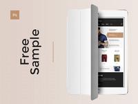 Monica UI Kit Free Sample