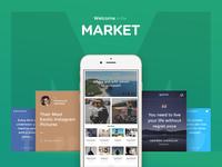 Monica UI Kit on Market