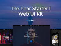 The Pear UI Kit - Coming Soon...