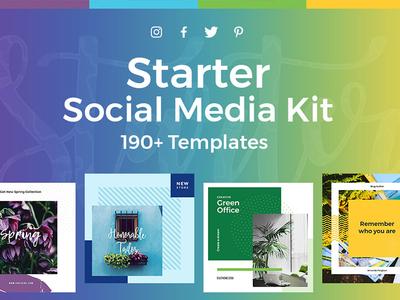 Starter Social Media Kit