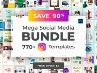 MEGA Social Media Bundle