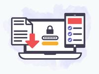 Steadkey Secure Document Center