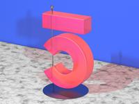 36 Days of Type - 5
