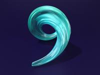 36 Days of Type - 9