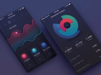 Data visualization design by Zoeyshen