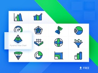 Some chart Icons design