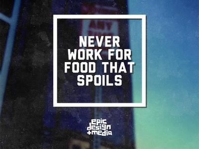 Never Work