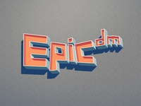 Epic Text Effect