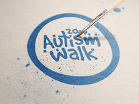 Autism Walk 2014 Imprint