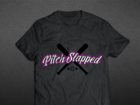 Pitch Slapped Softball