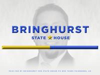 Bringhurst For State House