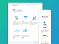 RIDI Design System Website