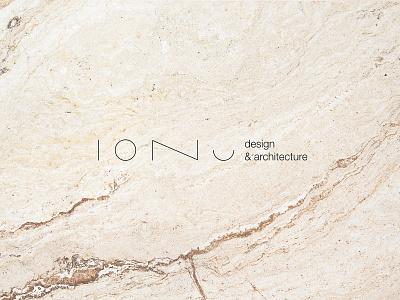 IONu romania symbold harmony designer customtype proportions geometry architecture interiordesign ionu