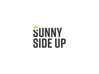 Sunny Side Up naming strategy studio branding romania symbold sunrise egg yellow doers thinkers creative production video