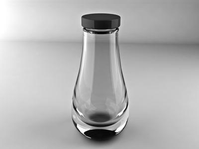 Waterdrop Bottle
