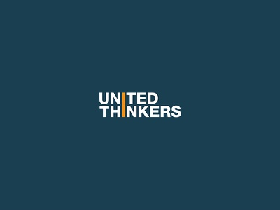 United Thinkers corporate business team growth weld logo thinkers united