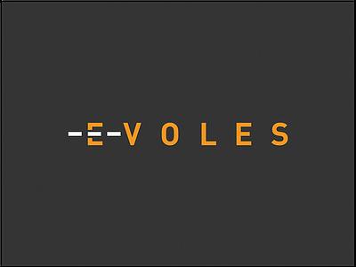 Evoles contrast clean centered asphalt gray orange highway road trucks transport logistics