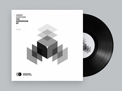 Tridimension EP deck minimal producer track vinyl dj ep techno tridimension