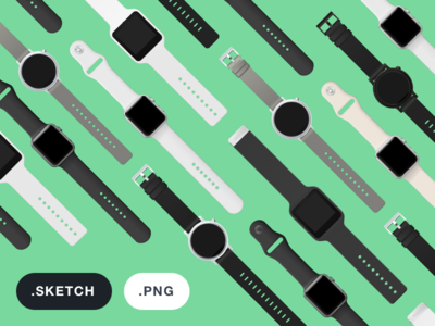 Design Resources - Watches ⌚️