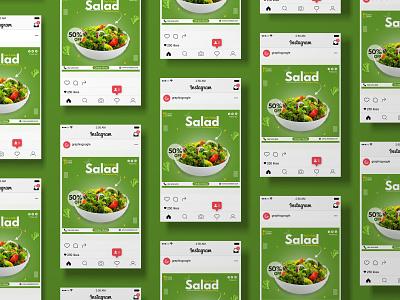 Social Media Post media social design poster instagram post social media post restaurant banner banner desing web banner food banner social media banner