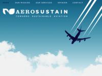 Aerosustain site design concept