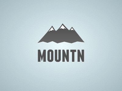 Mountn dribbble