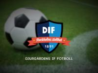 Djurgården logo redesign