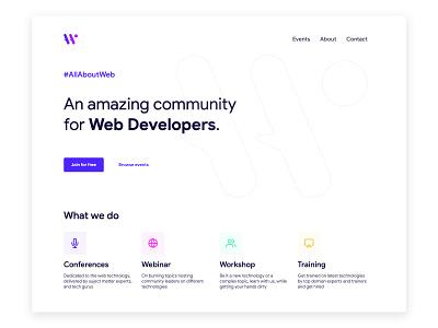 #AllAboutWeb - Website Design website design