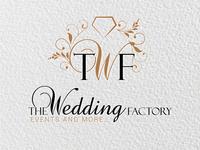 Logo Design - The Wedding Factory