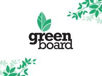 Greenboard - Logo Design