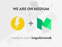 We Are on Medium Now