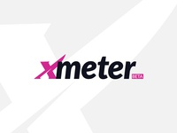 Xmeter - Logo Design