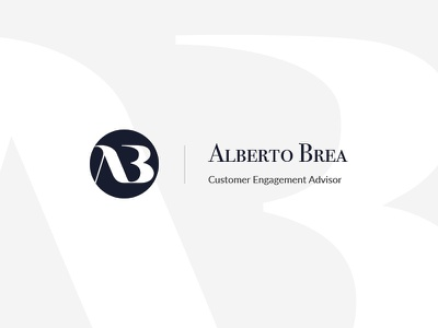 Albert Brea - Logo Design albert-brea logo design
