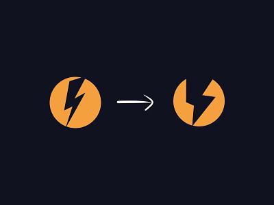ImpulsiveWeb - Monogram logo design finishing redesign monogram