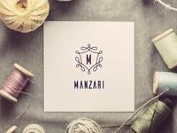Manzari - Logo Design