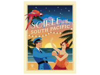 Soirée in the South Pacific