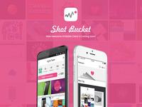 Promoshot app design concept