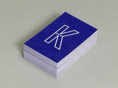 Logo and business card design for kjerstad by studio monique logo and business card design for kjerstad colourmoves