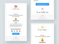 Emoji support for ShelfJoy Email Templates 😘 🙌 💐