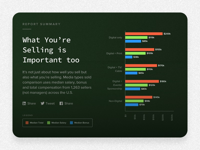 Landing page for Compensation report - SellerCrowd - 4/N