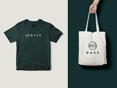 Base Swag branding